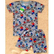 Пижама для мальчика 3-7 BONU