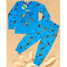 Пижама для мальчика 1-5 BONU