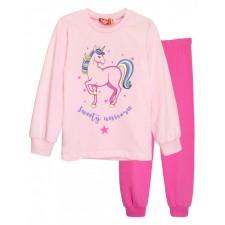Пижама для девочки LETS GO