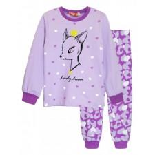 Пижама для девочки подростковая LETS GO