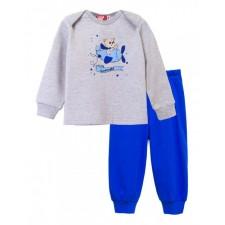Пижама для мальчика LETS GO