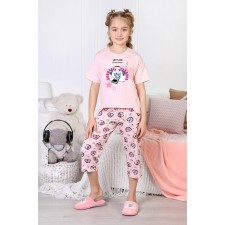 Пижама детская Техноёжики-2 Детский Бум