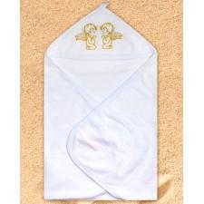 Полотенце махровое для крещения