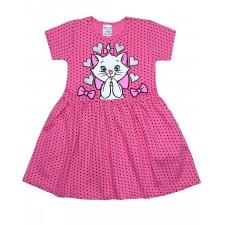 Платье для девочки 3-7 STAR