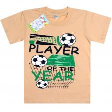 Футболка для мальчика 6-9 Sladik Mladik