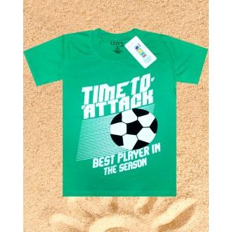 Футболка для мальчика 9-12 LENS