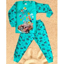 Пижама для мальчика 1-4 OSTONA