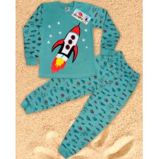 Пижама для мальчика 5-8 OSTONA