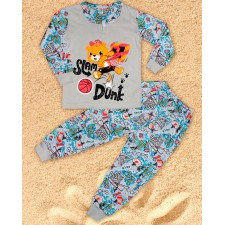 Пижама для мальчика 3-7 OSTONA
