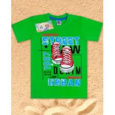 Футболка для мальчика 5-8 Akzar Kids