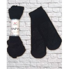 Носки капроновые с тормозами Нарис (1уп -10пар)