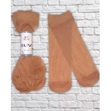 Носки капроновые с тормозами (1уп -10пар) Нарис